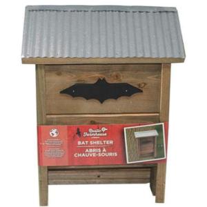 "Woodlink 991099 Rustic Farmhouse, Large Bat House, 16"" H Wood"