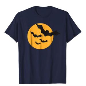Bats moon night T-Shirt