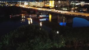 Seeing and Watching Bats on Lady Bird Lake in Austin, Texas